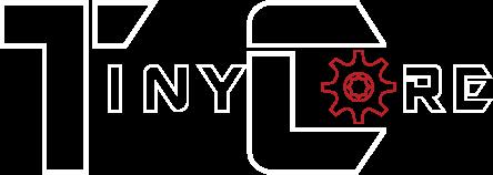 TINY CORE ロゴ